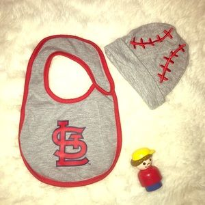 ⚾️St. Louis Cardinals Newborn Set⚾️